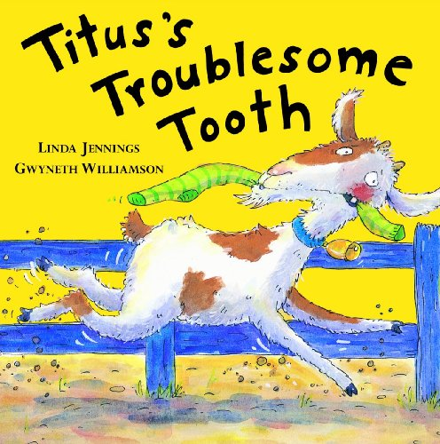 Titus's Troublesome Tooth Cover Image