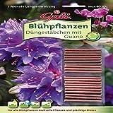Gabi Blühpflanzen Düngestäbchen mit Guano, Sparset, 3x40 Stück, Hobbygärtner, Pflanzenpflege