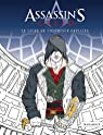 Assassin's Creed coloriages par Marabout