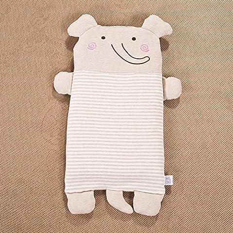 Cuscino di colore cotone bambini grano saraceno cuscino bambino stereotipi anti - cuscino di emicrania , elephant