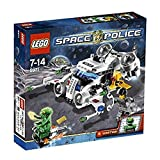 LEGO Space Police 5971 - Überfall auf den Goldtransport - LEGO