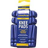 Goodyear Workwear Ergonomic Strong Flexible Work Safety Knee Pads Inserts 1-Pair, Blue, One Size