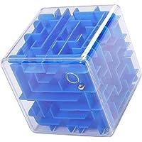 BIUDUI Argent Labyrinthe Argent Labyrinthe 3D Jeu De Labyrinthe Parent Enfant Jeu pour 3D Cerveau Concentration Puzzle…