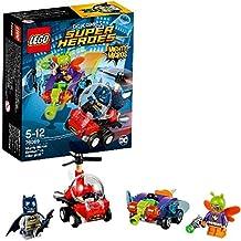 Colecci�n de Legos de Batman y la Polilla Asesina. Incluye sus veh�culos
