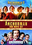 Anchorman 1-2 Box Set [DVD]