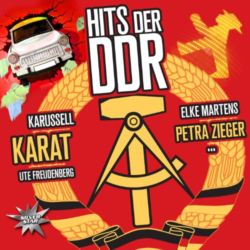 Various: Hits Der DDR (Audio CD)