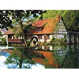 Ravensburger Jigsaw Puzzle - Watermill (1000 pieces)