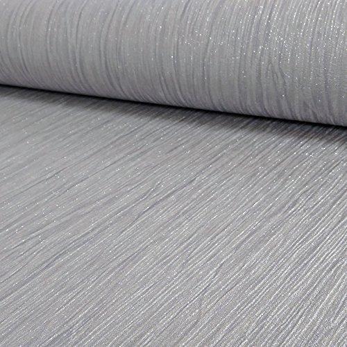 debona-kristall-uni-muster-texturiert-streifen-glitzer-motiv-vinyl-tapete-silber-9001