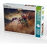 CALVENDO Puzzle Mountainbike Trails 1000 Teile Lege-Größe 64 x 48 cm Foto-Puzzle Bild von Dirk Meutzner