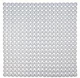 ID matt 525230Blasen Teppich Boden-Dusche PVC 52x 52x 0,4cm, N/A, 52 x 52 cm