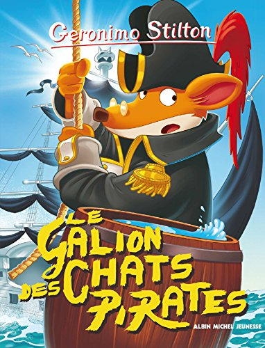 le-galion-des-chats-pirates-jeunesse-french-edition