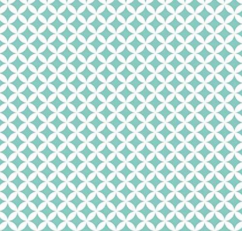 *Klebefolie selbstklebende Möbelfolie Elliott grün Dekorfolie 45 cm x 200 cm Bastelfolie*