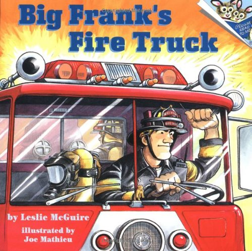 Big Frank's Fire Truck (Picturebacks)