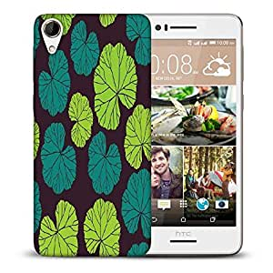Snoogg Green Cabage Printed Protective Phone Back Case Cover For HTC Desire 728