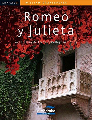 ROMEO Y JULIETA (Kalafate) por William Shakespeare