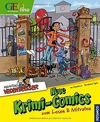 Redaktion Wadenbeißer, Neue Krimi-Comics: zum Lesen & Mitraten
