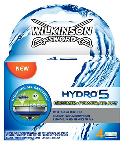 wilkinson-sword-hydro-5-groomer-power-select-mens-razor-blades-x4