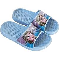 Ciabatte Frozen Elsa Disney per spiaggia o piscina - Flip-Flop Disney Frozen Elsa per bambine