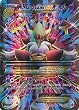 Pokemon Mega Alakazam Ex (118/124) Xy Fa...