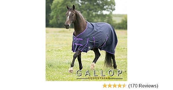 Gallop Trojan Lightweight Turnout Rug//Rain Sheet No Fill.