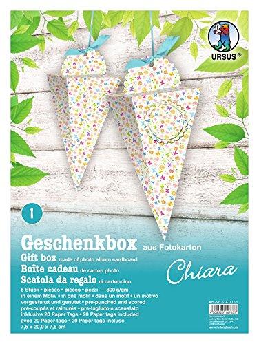 Ursus Boîte Cadeau en carton photo