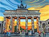 Reeves Painting by Numbers Brandenburg Gate (Large)