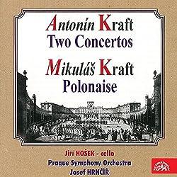 Josef Hrnčíř, Jiří Hošek Prague Symphony Orchestra | Format: MP3-DownloadVon Album:Anton Kraft: Two Concertos - Mikuláš Kraft: PolonaiseErscheinungstermin: 11. Juli 2018 Download: EUR 1,29