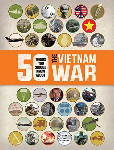 50 Things You Should Know About the Vietnam War by Chris McNab (2016-06-15)