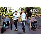 GB eye The Vamps Band Maxi Poster, Multi-Colour