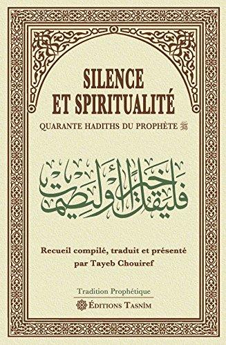 Silence et Spiritualité
