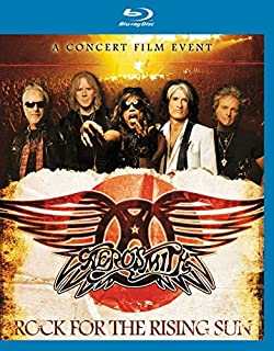 Rock for The Rising Sun [Blu-Ray] [Import Italien] by Aerosmith-Rock for the Rising Sun (B00BT96U50) | Amazon price tracker / tracking, Amazon price history charts, Amazon price watches, Amazon price drop alerts