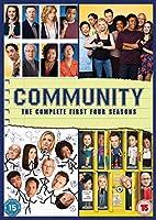 Community - Season 1-4 [DVD]