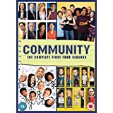 Community: The Complete First Four Seasons 1-4