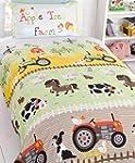 Apple Tree Farm Toddler Duvet