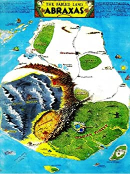 Abraxas: The Lost Continent by [Thomson, Jamie, Morris, Dave, Howard, Robert E]