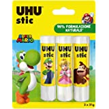 UHU Stic Super Mario Colle
