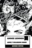 Annie Lennox Adult Coloring Book: Greatest White...