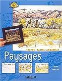 Paysages - Crayon - Pastel - Aquarelle