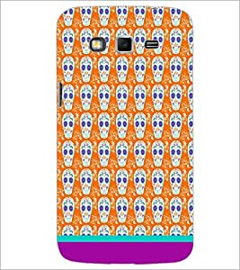 PrintDhaba Pattern D-1633 Back Case Cover for SAMSUNG GALAXY GRAND 2 (Multi-Coloured)