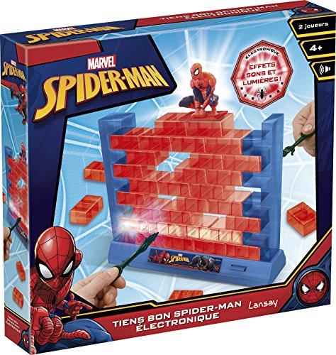 Lansay - 75046 - Tiens Bon Spiderman Électronique