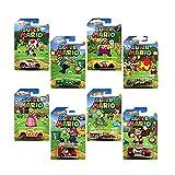 Mattel Hot Wheels DJK66,Super Mario Die Cast, macchinine in miniatura