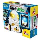 Niko è un robot da assemblare. Può essere programmato a compiere movimenti per seguire dei tragitti. Per questo avvicina i bambini al coding. Ma Niko è un robot da compagnia: la sua calda luce led lo rende il compagno perfetto da avere sempre...