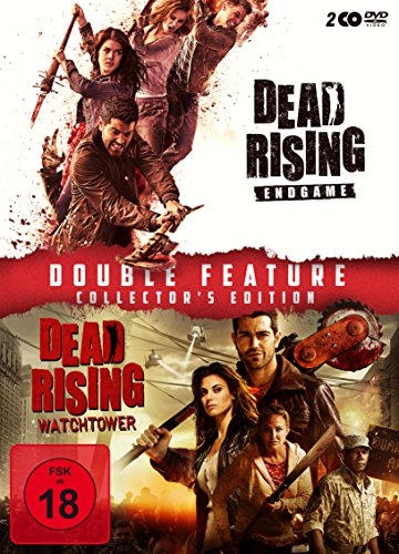 Dead Rising - Double Feature Collector's Edition - Uncut [2 DVDs]