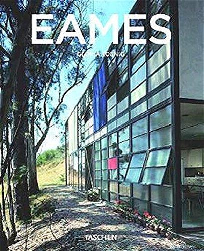 Eames (Kleine Reihe - Architektur) Buch-Cover