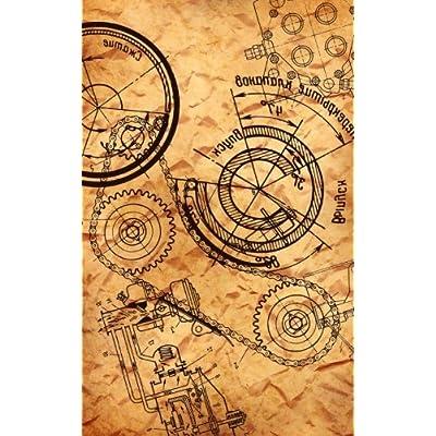 Carnet de Mots de Passe: A5 - 98 Pages - 016 - Steampunk
