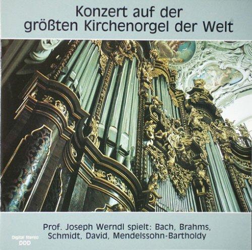 Orgelkonzert Passauer Dom