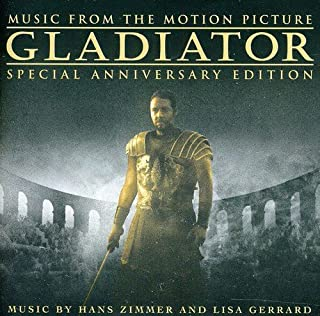Gladiator (Bande Originale du Film) [Import anglais] by Original Soundtrack (B000ALLLDO) | Amazon price tracker / tracking, Amazon price history charts, Amazon price watches, Amazon price drop alerts