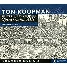 OPERA OMNIA XIII - CHAMBER MUSIC VOL. 2