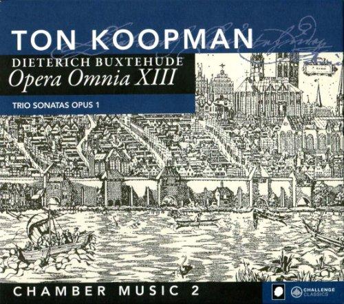 Buxtehude: Opera Omnia XIII - Chamber music vol. 2