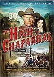El Gran Chaparral / The High Chaparral (Complete Collection) - 30-DVD Box Set ( The High Chaparral (Seasons 1-4) ) [ Origen Sueco, Ningun Idioma Espanol ]